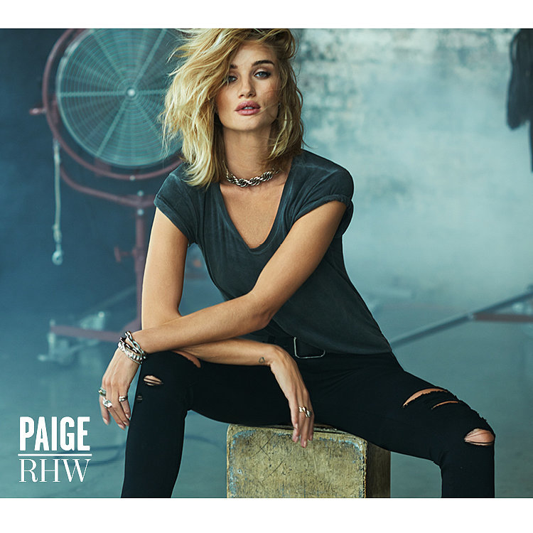 Rosie Huntington-Whiteley for Paige Denim 11