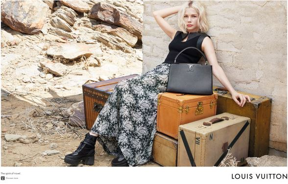 Michelle WIlliams & Alicia Vikander for Louis Vuitton Cruise '16 - The Spirit of Travel 02