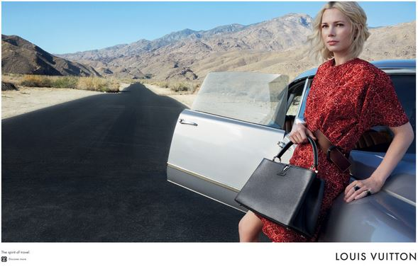 Michelle WIlliams & Alicia Vikander for Louis Vuitton Cruise '16 - The Spirit of Travel 04