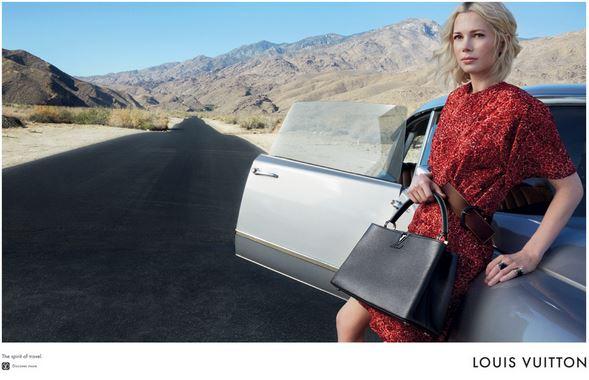 Michelle WIlliams & Alicia Vikander for Louis Vuitton Cruise '16 - The Spirit of Travel 04