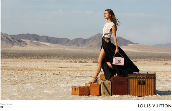 Michelle WIlliams & Alicia Vikander for Louis Vuitton Cruise '16 - The Spirit of Travel 08
