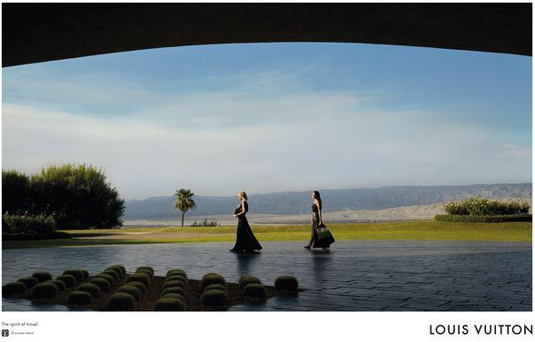 Michelle WIlliams & Alicia Vikander for Louis Vuitton Cruise '16 - The Spirit of Travel 11