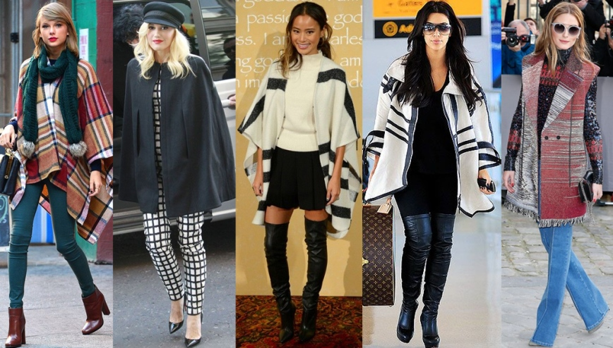 Taylor Swift, Gwen Stefani, Jamie Chung, Kim Kardashian, & Olivia Palermo.