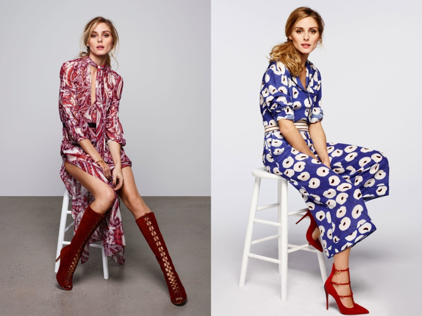 Olivia Palermo + Chelsea28 for Nordstrom Collection 01