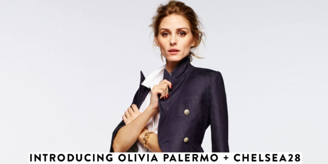 Olivia Palermo + Chelsea28 for Nordstrom Collection.