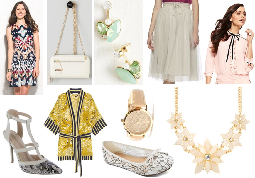 Quickie Darling Deal & Steal- 10 Affordable, Must-Have Spring Picks To Inspire Your Style!
