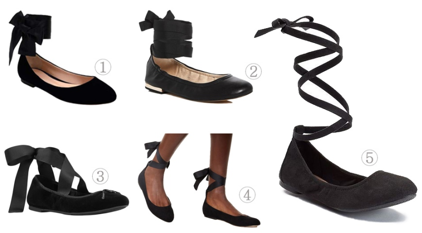 5a952fd6c07 Splurge or Save… on Lace Up Ballet Flats? | Style Darling Daily