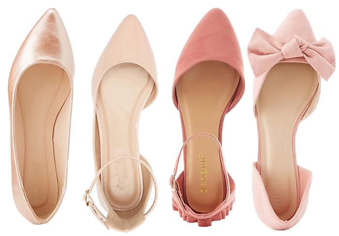 9ca5d32ea58 Show Me the Shoes  Pretty in Pink Flats!